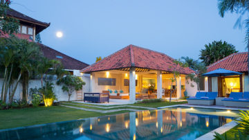 Spacious Modern Family Villa – Sanur