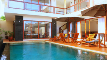 MODERN VILLA IN MOST WANTED AREA OF BERAWA CANGGU