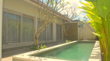 Brand new villa 3 bedrooms in North Seminyak