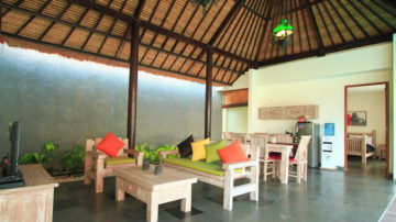 Lovely 2 bedroom villa in prime location of Berawa-Canggu