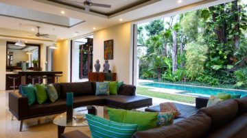 Seminyak's Finest – Walk to Restaurants&Shops – Luxurious 4BDR on 1,100SQM