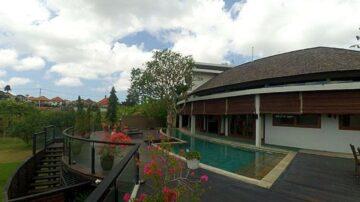 Wonderful 4 bedroom villa in Canggu