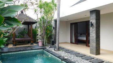 2 bedroom villa close to Berawa beach