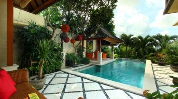 3 bedroom villa in strategic Jimbaran Location