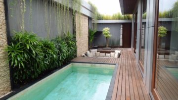Modern and stylish villa in North Canggu area