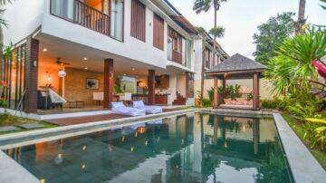 Nice 2 bedroom villa between Umalas and Berawa area