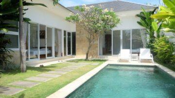 Nice modern villa in Sanur