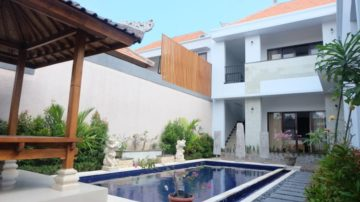 New villa in quiet Pereranan location !!!