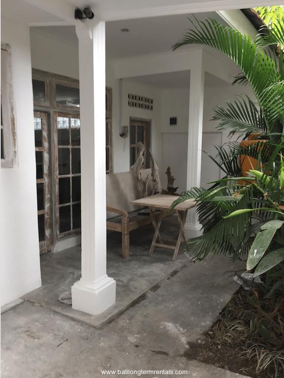 Newly Renovated House In Berawa Canggu on Villa For Rent In Umalas Bali Long Term Rentals