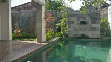 2 bedroom villa in Sanur close to the beach