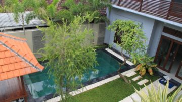 3 bedroom unfurnish villa in West Sanur