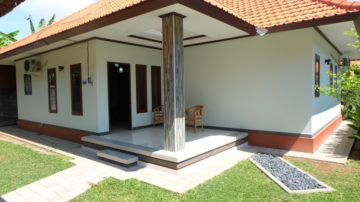 2 bedroom stylish house in Sanur