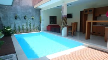 Brand new 2 bedroom villa in Berawa – Canggu