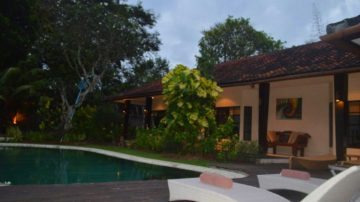 Spacious 4 bedroom villa in Tanjung Benoa, Nusa Dua