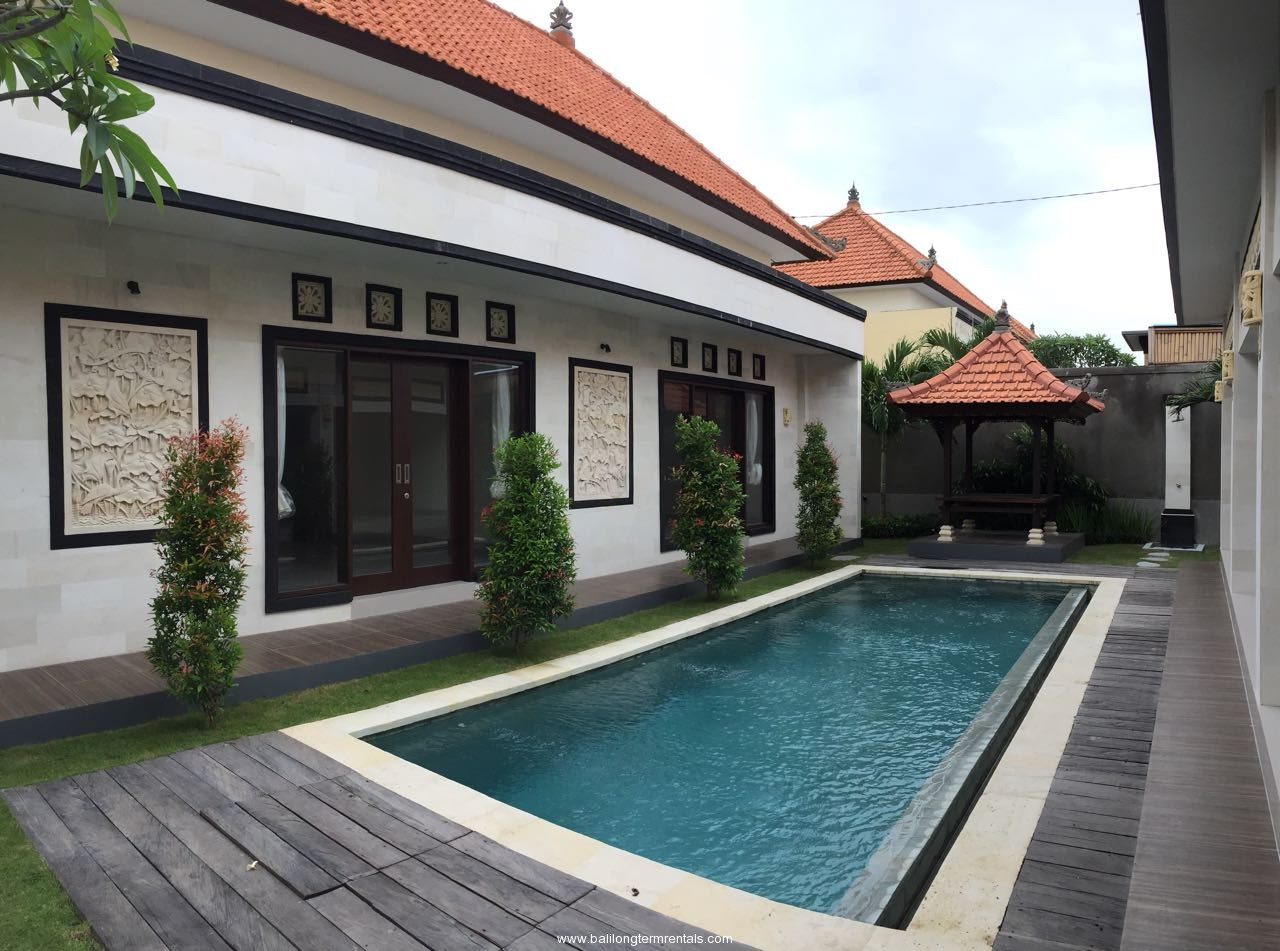 Brand new 3 bedroom villa in Berawa – Canggu