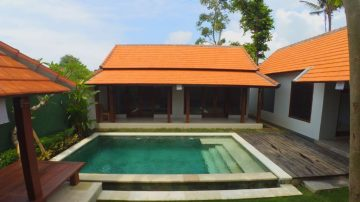 New 3 bedroom villa in Canggu