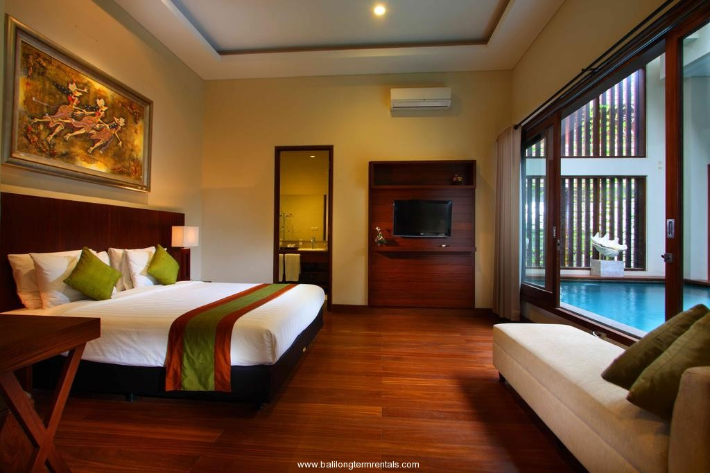 Beautiful 3 Bedroom Villa In Canggu on Villa For Rent In Umalas Bali Long Term Rentals