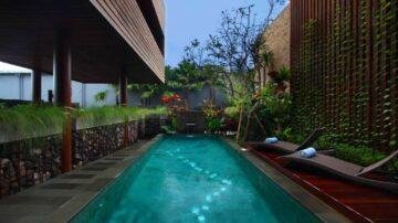 Smart 3 bedroom villa in Canggu