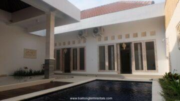 New unfurnished villa in North Seminyak