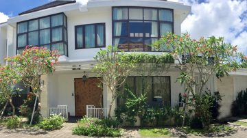 3 bedroom modern villa in Umalas area