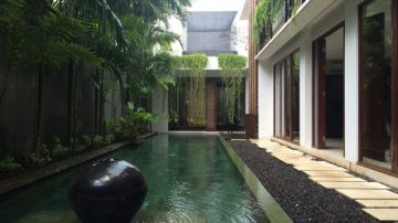 Magnificent 4 bedroom villa in Sanur