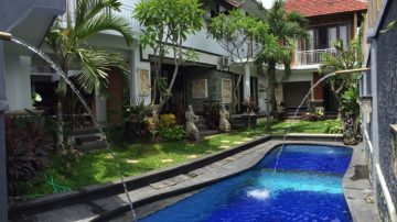Rare! 6 bedroom Modern-artistic villa in Sanur