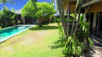 Yearly rental villa in Babakan – Canggu