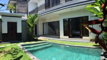 Brand new 3 bedroom villa in Berawa-Canggu