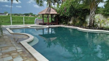 Beautiful 3BR Villa with large private pool and garden