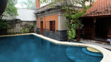 2 bedroom Balinese-style villa in Sanur