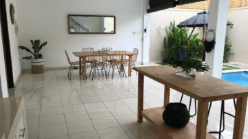 Newly Renovated 3 bedroom villa in North Seminyak