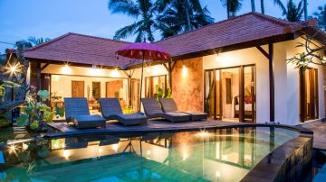 3BR Villa in a quiet and private area, close to Ubud Centre