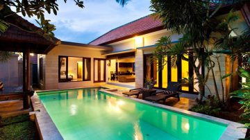 Excellent 2 bedroom villa in Umalas