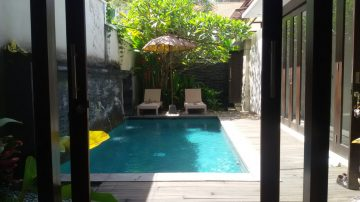 2BR luxury villa with private pool in Lod Tunduh, Ubud