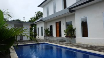 Brand new 3 bedroom villa in Jimbaran – Walking distance to the beach