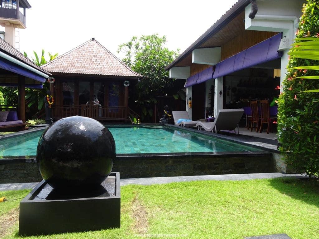Charming 3 bedroom villa in Sanur