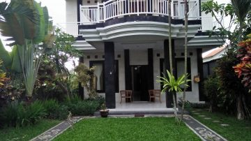 4BR house in quiet neighborhood, close to Ubud Centre