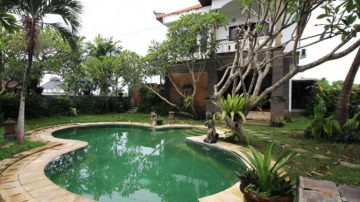 3 bedroom villa on the beachside of Pererenan