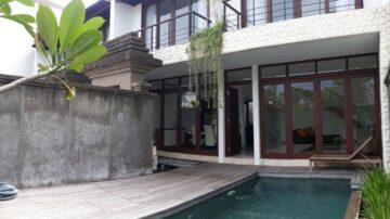 Modern 2 bedroom villa in Berawa – Agents Top Pick