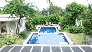 Spacious 4 bedroom villa in Canggu area