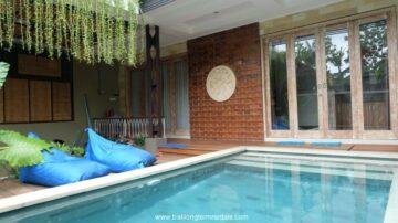 Brand new 2 bedroom villa in Canggu area