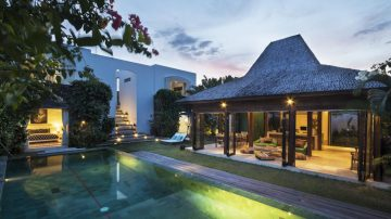 Prestigious 4 bedroom villa in great area of Seminyak