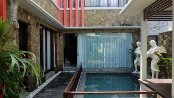 Comfy 3 bedroom villa in Nusa Dua