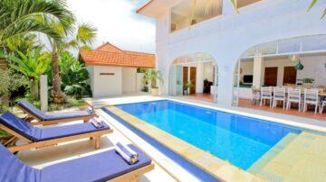 Wonderful 4 bedroom villa in Padonan – Canggu