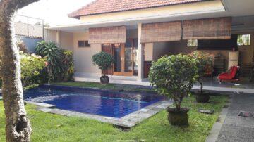 Nice 3 bedroom villa in Umalas for Monthly Rental