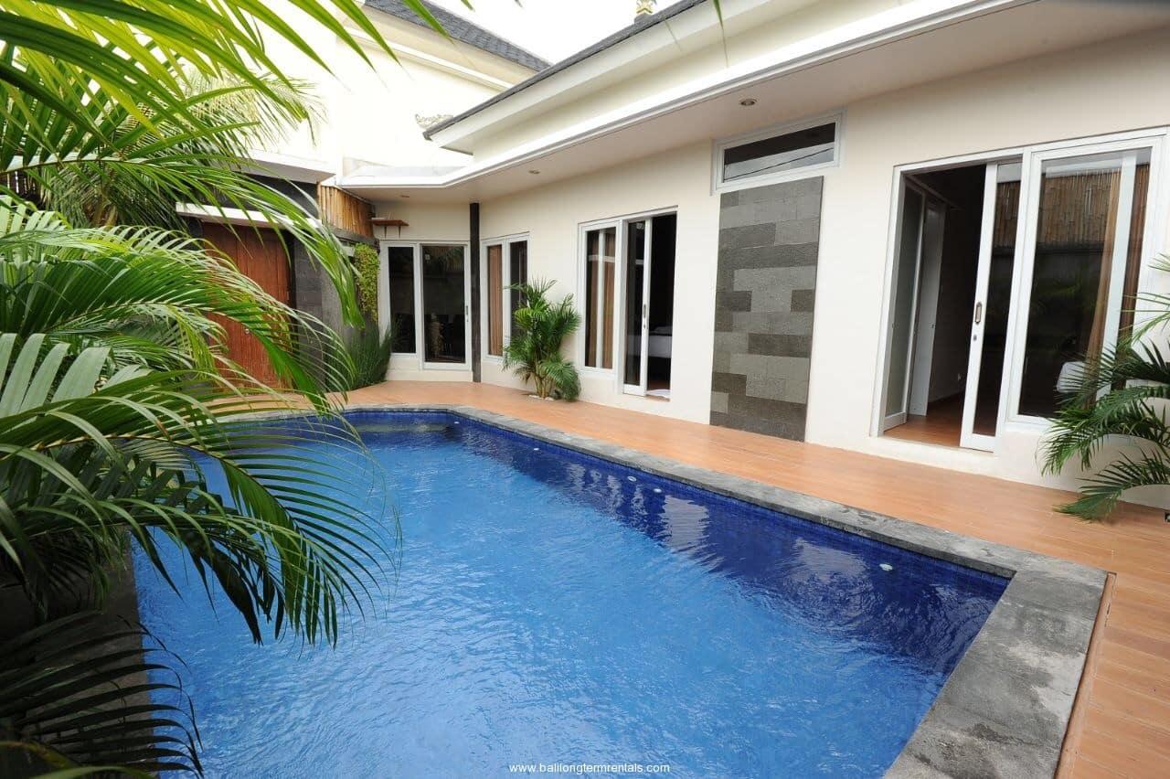 Brand new 2 bedroom villa in Kerobokan
