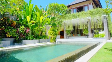 3 Bedroom garden villa in Kerobokan