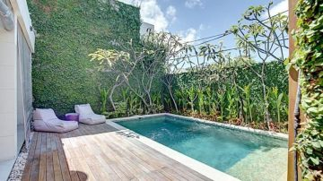 2 bedroom villa in good area of Seminyak