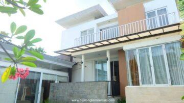 4 bedroom villa in North of Seminyak area