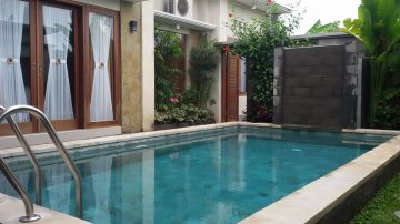 Brand new 3 bedroom villa in Pererenan
